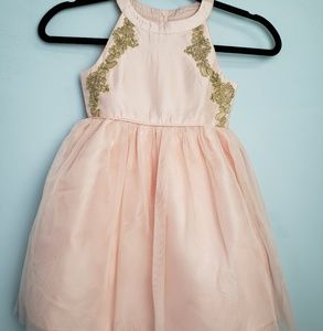 Special Occasion Party Dress Blush